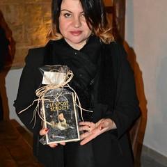 La scrittrice Marilù Oliva  a Canosa di Puglia
