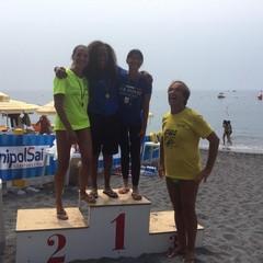 Manuela Mennitti conquista due medaglie d'argento Maratea 2019