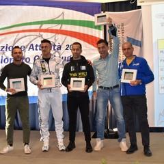 Bari CorriPuglia 2019  Michele Paradiso  2° posto Atletica Pro Canosa