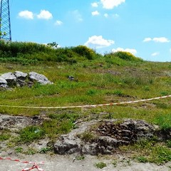 2021 Canosa : atti di vandalismo a Pietra Caduta
