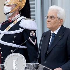 2020 Presidente della Repubblica Sergio Mattarella