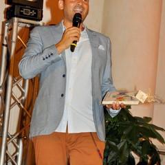 Santino Caravella al Premio Diomede