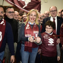 """Canosa Inaugurazione """"Toro Club BAT Valentino Mazzola"""""""
