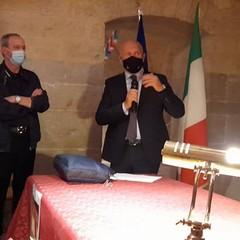 Generale Pasquale Preziosa e Mons. Felice Bacco