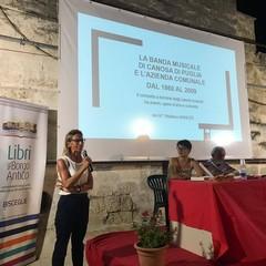 Loredana Brescia  dell'Associazione Borgo Antico