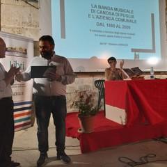 Elia Marro e il M° Vitaliano Iannuzzi