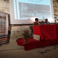 """Canosa : Rassegna  """"Fuori Libri"""" il M°Vitaliano Iannuzzi e Luciana Fredella"""