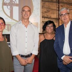 Mara Gerardi  Francesco Sanluca  Liliana Vitrani e Vito Tisci