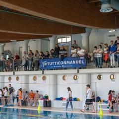#TUTTICONMANUEL  Aquarius Piscina Canosa