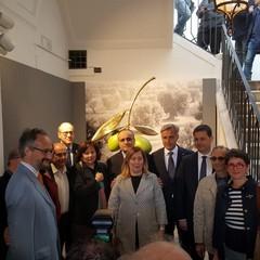 Il Ministro Bonisoli al Museo Archeologico Nazionale di Canosa