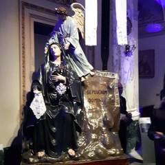 """La Desolata di Canosa a """"Facies Passionis"""" Taranto  2020"""