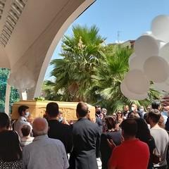 Canosa di Puglia Funerali di Giuseppe Catano
