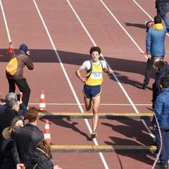 3°Giuseppe Dedonato -Atletica Sprint Barletta