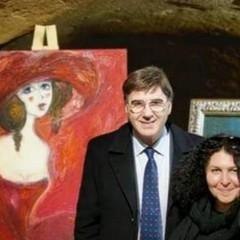 """Giorgio Grasso e  Kataos """"La Sinfonia in rosso"""""""
