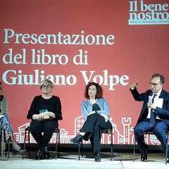 """Presentazione """"Il bene nostro""""  Giuliano Volpe"""