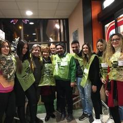 Volontari del Rotary, Interact e Rotaract Club Canosa