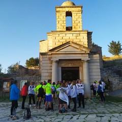 I viandanti di Barletta sulla via Francigena a Minervino Murge