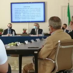 Barletta Il Sottosegretario al Ministero dell'interno, Ivan Scalfarotto