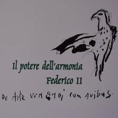 """Trani """"Il potere dell'armonia. Federico II e il De arte venandi cum avibus"""""""