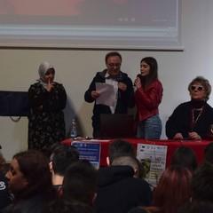 "Asmae Dachan all'I.I.S.S. ""L.Einaudi"" di Canosa"