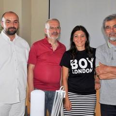 Luca Saponaro, Alfonso  Caccese, Maddalena Strippoli, Padre Efrem