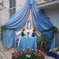 La devozione per l'Assunta Altarini Canosa