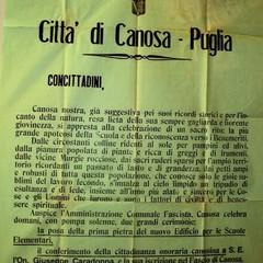 Manifesto 4 maggio 1924