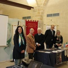 Patrizia Minerva Presidente del Club per l'UNESCO Canosa di Puglia