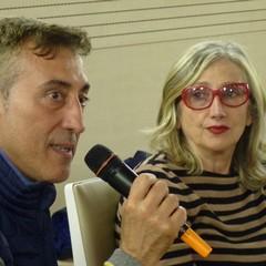 """Il regista Massimo Andrei  a """"Premia la Cultura""""Canosa di Puglia"""