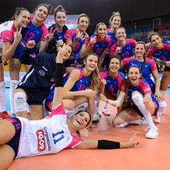 Stefania Sansonna Igor Volley Novara