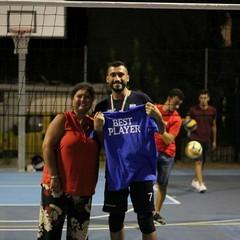 Cosimo Di Liddo  Miglior giocatore del torneo- Volley Canosa