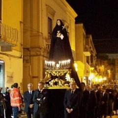 Processione Addolorata- Canosa