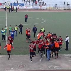 Finale Canosa-Borgorosso Molfetta 1-1