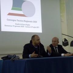 Canosa Convegno Tecnico Regionale 2020  Giudici di Gara