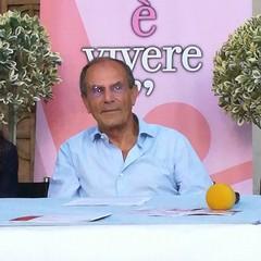 "Professor Francesco Schittulli al Forum ""La Percoca per la Salute"""