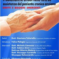SPI  Andria: Diritti e bisogni emergenti