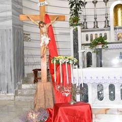 La Sacra Spina a Canosa di Puglia Parrocchia SS Francesco e Biagio-2021