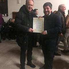 Don Felice Bacco e Marco Tullio  Milanese