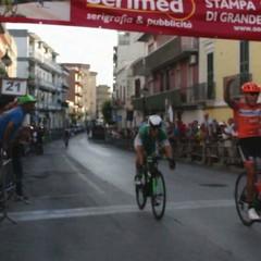 Il vincitore Yustre della 66^ Coppa S.Sabino
