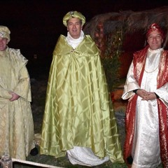 Re Magi  XVI Edizione Presepe Vivente Canosa di Puglia