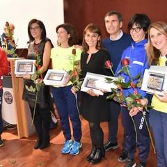 Premiazione Silvia Bucci - II Edizione del Trofeo degli Ulivi