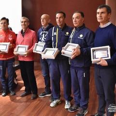 Premiazione II Edizione del Trofeo degli Ulivi