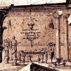 Tomba Medella da pergamena del Barboni