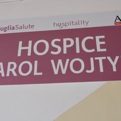 "Inaugurato l' Hospice ""Karol Wojtyla"" a Minervino Murge(BT)"