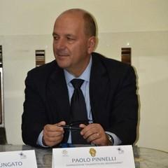 Il giornalista Paolo Pinnelli