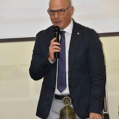 Il Presidente Rotary Club di Canosa,Cosimo Giungato
