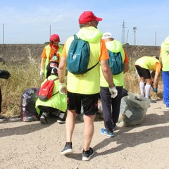 """Uniti&puliti, per una città migliore"" Via Francigena Canosa"