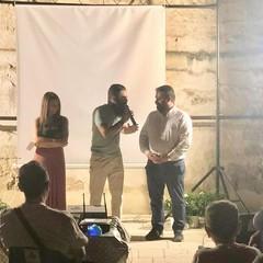 Marina Forte, Riccardo Zagaria ed Elia Marro