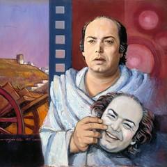 L'Uomo e la maschera di Antonio Lomuscio 1977
