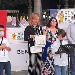 """Canosa: Rosa Anna Asselta Lorenzo Accetta   """"Road to Rome 2021"""" - AEVF"""